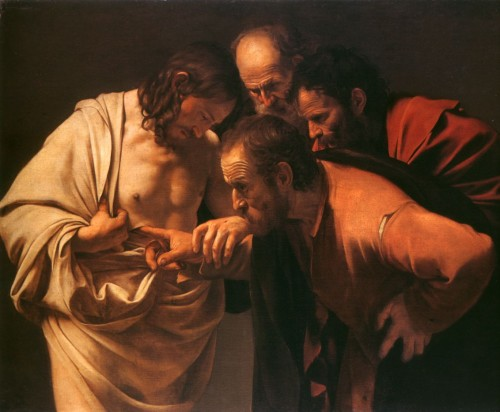 thomas,apôtre,incrédulité,croire et voir,je ne crois que ce que je vois,résurrection,foi,évangile de jean,quatrième évangile,apparitions