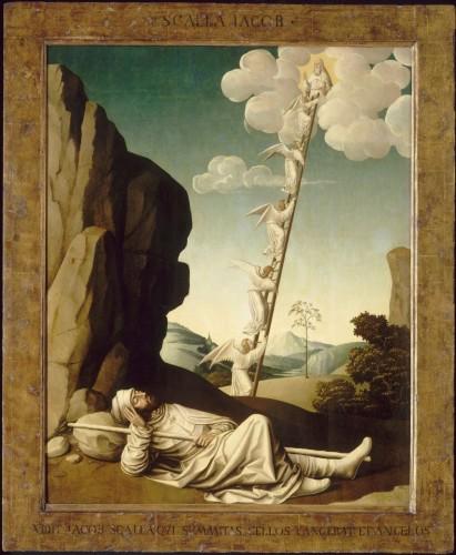 grec,monter à jérusalem,descendre du ciel,incarnation,prière,jésus,vers dieu,terre et ciel
