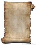 rouleau-approximatif-de-manuscrit-de-fond-de-texture-de-papier-parchemin-eacute-d-isolement-sur-le-blanc-thumb602305.jpg