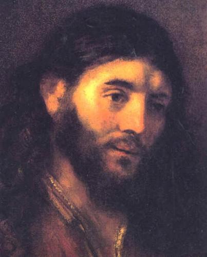 christ,visage,exposition,rembrant,d'après nature,figures du christ,jésus,juif,jésus juif