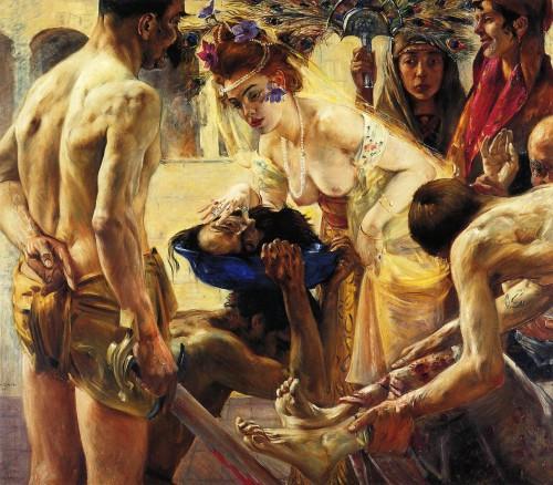 La danse de Salomé - Lovis Corinth (1858-1925)contrasté - copie.jpg