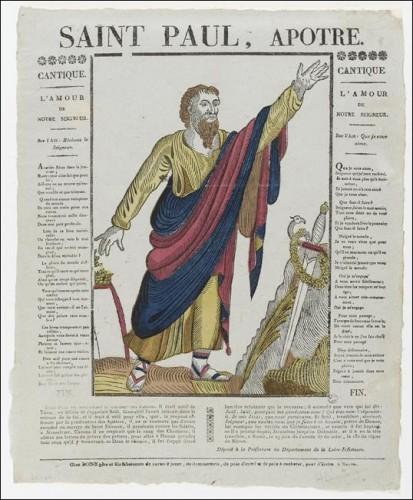 Apôtre Paul (entre 1817 et 1820).jpg