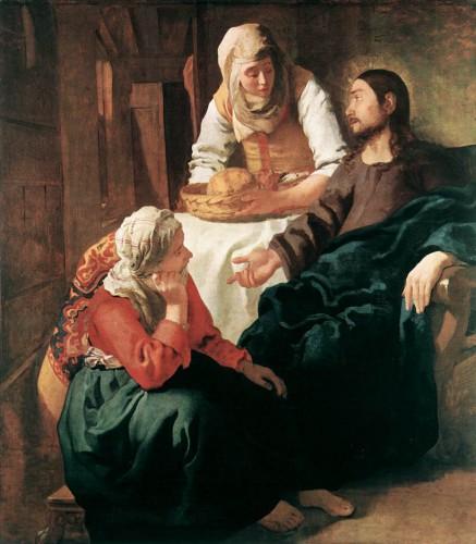 Le Christ dans la maison de Marthe et Marie Vermeer.jpg